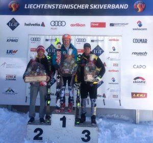 Pirmin gewinnt FIS-Slalom in Malbun!