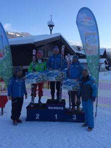 """Felix beim """"Spar-Cup"""" in Kirchberg Zweiter"""
