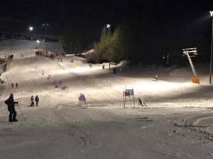 Kindercup Flutlicht Slalom Feistritz/Gail