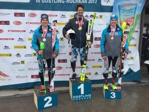 Pirmin gewinnt Bronze im SL bei den ÖM
