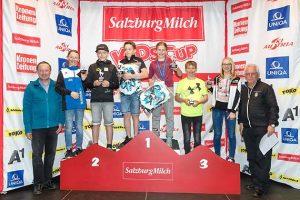 Emma gewinnt beim Kids-Cup-Finale in Kitzbühel