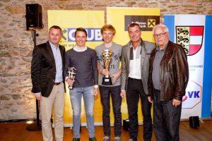 Oscar Heine Cupsieger des LSVK RaiffeisenSchülercups