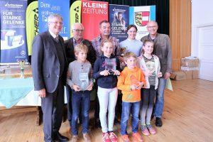 Tolle Erfolge für Nachwuchssportler des ASKÖ St. Veit-Klippitztörl in der Skisaison 2016-17