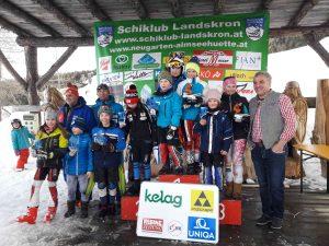 Jan.2018: Moser Geschwister siegen beim Kindercup auf der Gerlitzen