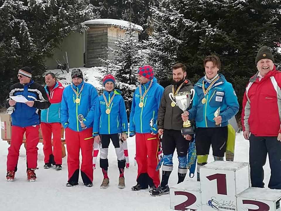2018 Feber – Jugendläufer siegreich bei den Görtschitztaler Skimeisterschaften