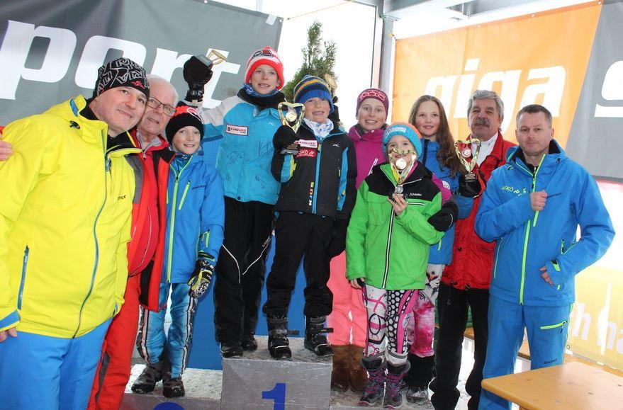 2018 Feber – Super Erfolge unserer Kinder Athleten