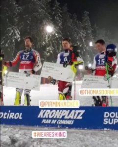 Pirmin gewinnt EC PSL am Kronplatz!