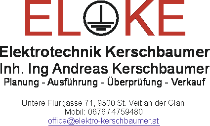 Elektrotechnik Kerschbaumer