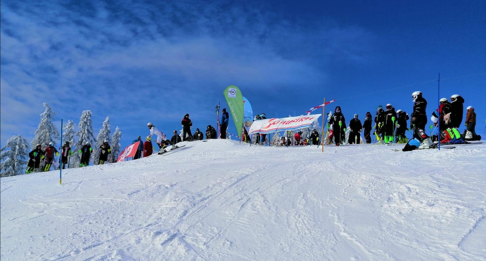 ASKÖ Klippitztörl veranstaltet FIS Damen Slalom am Klippitztörl